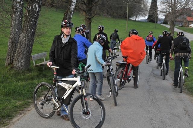Chiemgauer Rückenwind, Unsere Redaktion hat das Fahrradverleihsystem getestet. Foto: René Antonoff