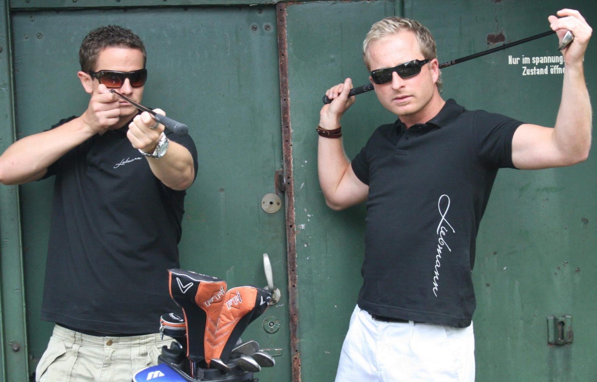 Golfmode am Rande der Etikette 7