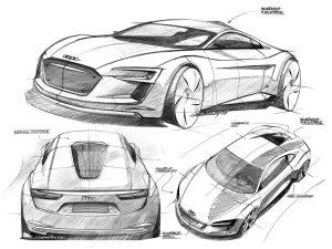 Der Audi e-tron 3