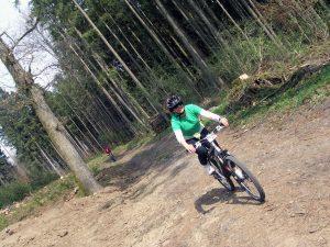 Radfahren im Chiemgau. Foto: Landwehr