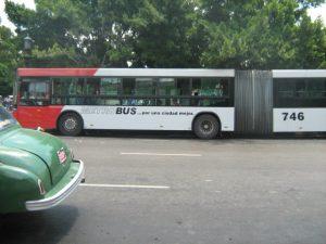 Metrobus in Kuba. Foto: Marco Antonio Martinez Cabrerizo