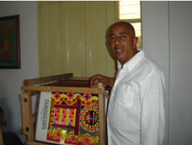 """Suitberto Goire, ein Designer """"par excellence"""" aus Santiago de Cuba 2"""