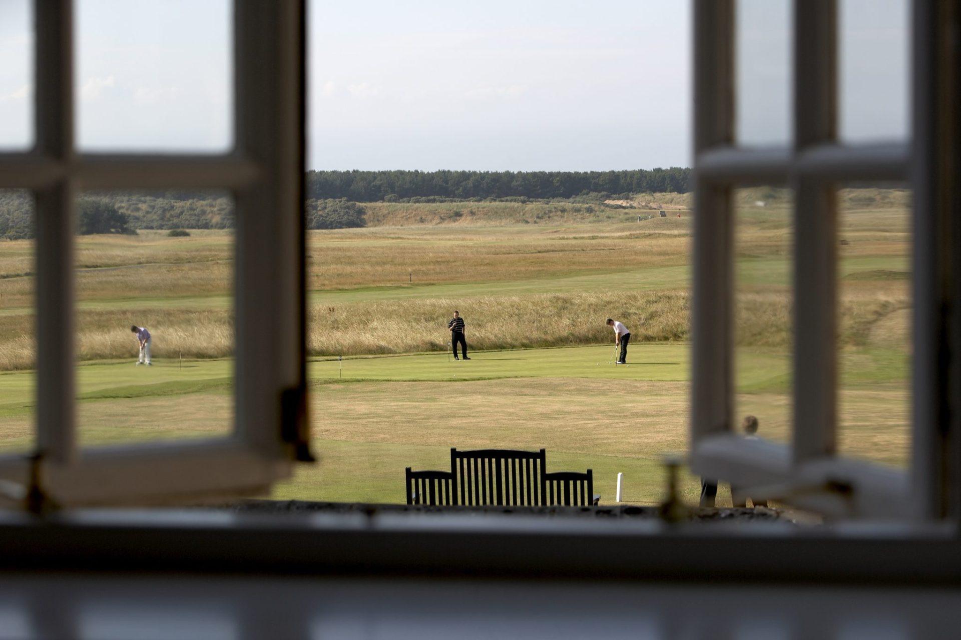 Urlaub in der Heimat des Golfsports 6