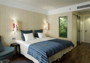 Die Zimmer im Scandic Hotel Berlin