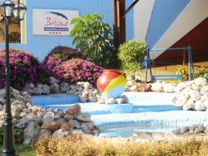Das Hotel Brisas (Nordostwinde) am kubanischen Strand von Guardalavaca 3