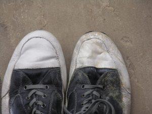 Die Schuhe von Head