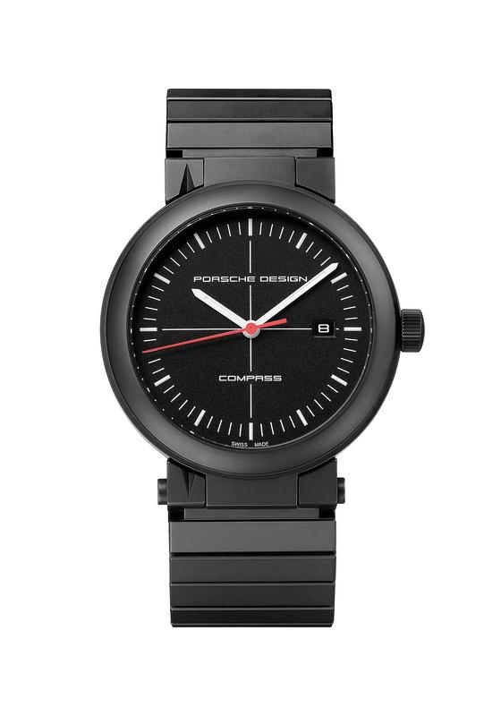 Uhr von Porsche