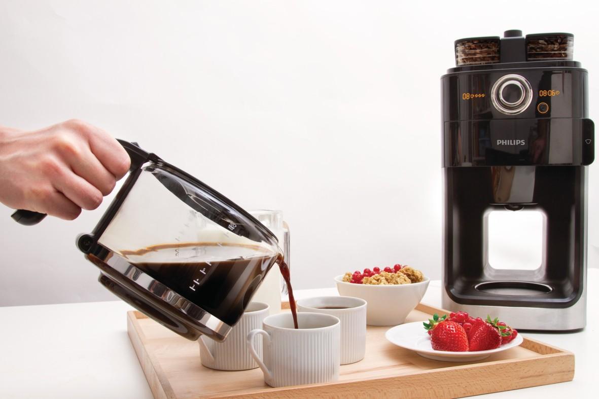 Kaffe automatisch kochen 4