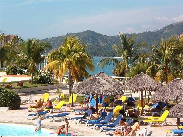 Hotel Sierra Mar in Santiago de Cuba