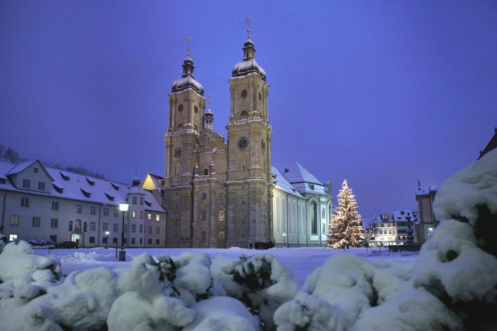 Weihnachtsmarkt in St. Gallen. Foto: St.Gallen Bodensee Tourismus