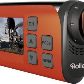 Die Actioncam von Rollei.