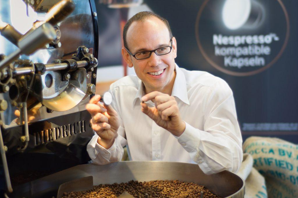 Nespresso Kampseln von Zuiano. Foto: pr