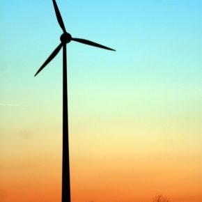 Windkraftanlage als Geldanlage. Foto: pr.