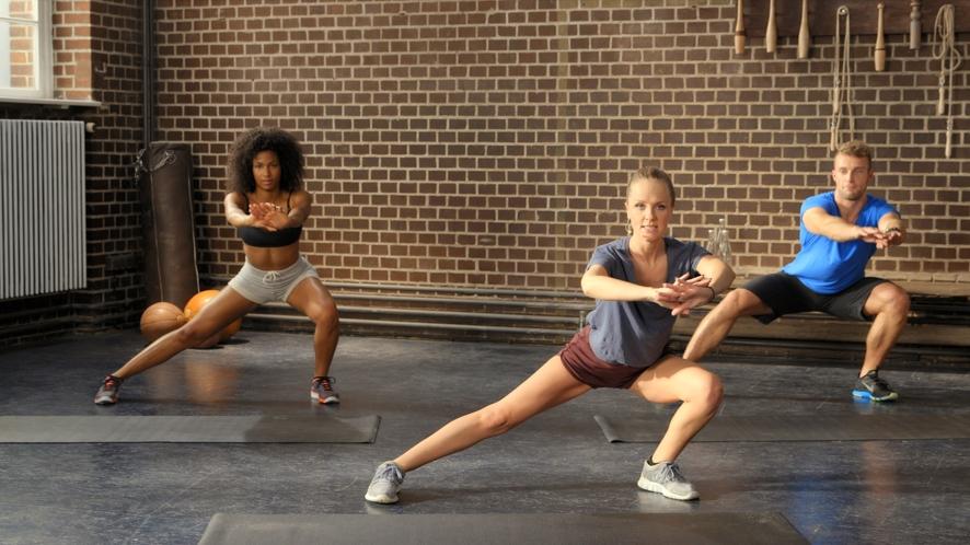 Training und Fitness Online