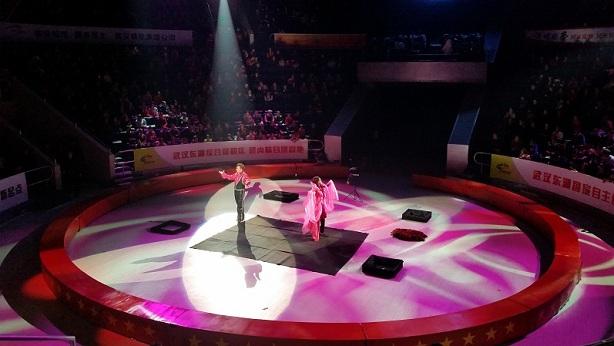 Preisgekrönte kubanische Zirkusartisten 6