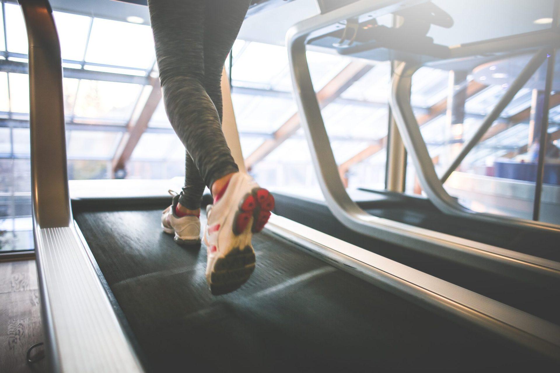 Fitnessstudios, Fitness, Joggen