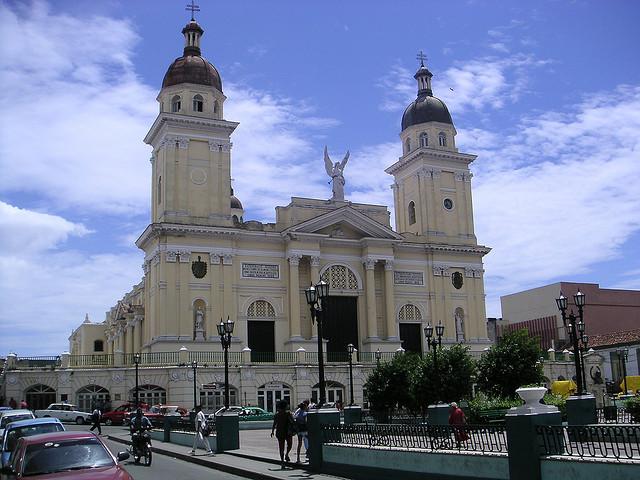 500. Geburtstag der Stadt Santiago de Cuba 6