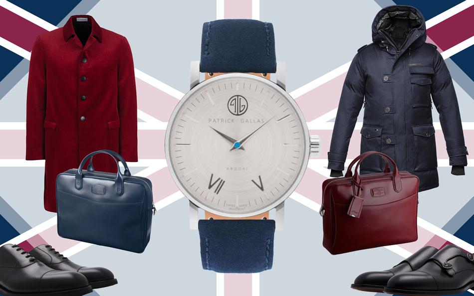Cool Britannia - Britischer Schick für den Herbst 2