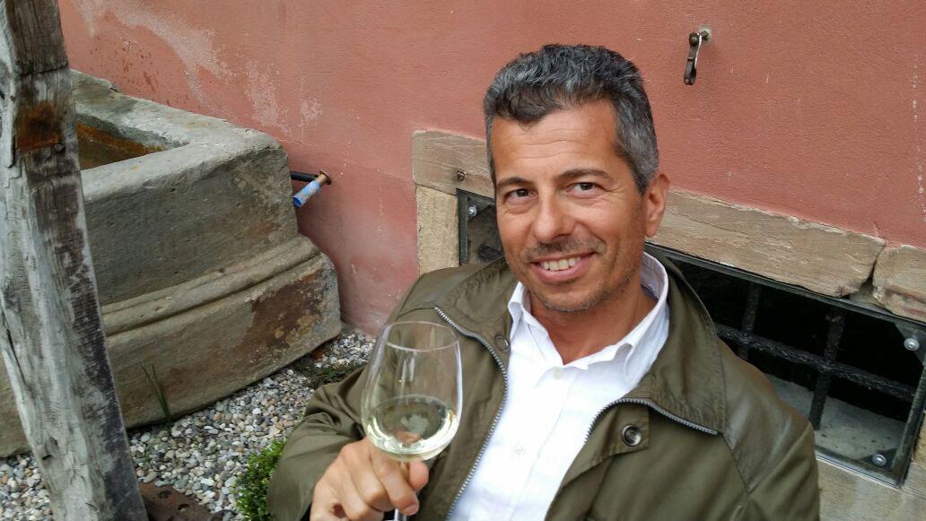 """Andrea Vestri: """"Probiert und verköstigt alle Weine der Welt!"""" 3"""