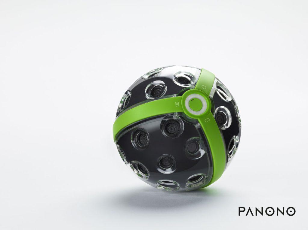 Die Panono-Kamera