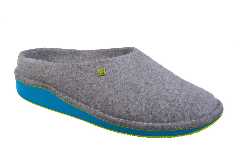 Hausschuhe mit Fußbett 1
