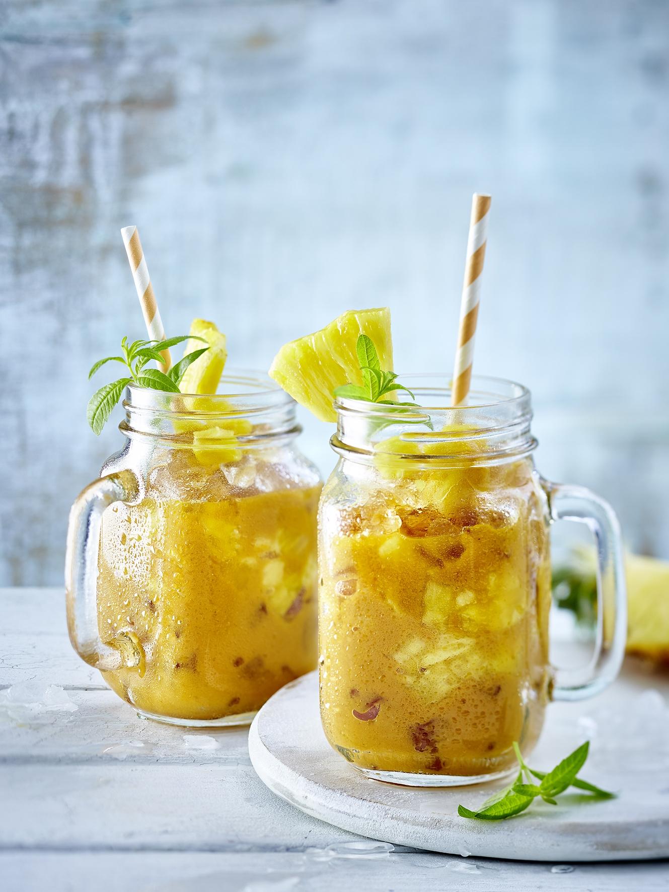 Sommer-Cocktail gegen die Sommer-Erkältung 1