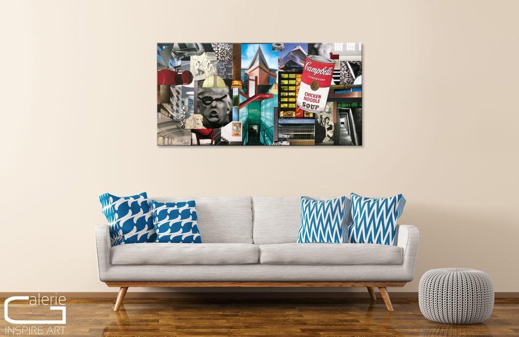 Die Wohnung stilvoll mit Kunst aufwerten 5