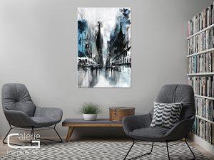 Die Wohnung stilvoll mit Kunst aufwerten 4