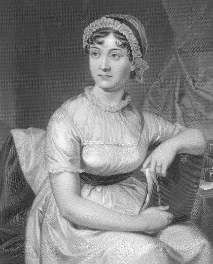 Eine Kurzbiografie: Jane Austen 1