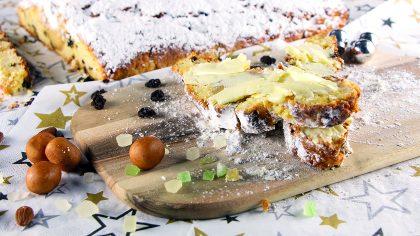 Alles, was man über Christstollen wissen muss - und ein Rezept für Kartoffelstollen 1