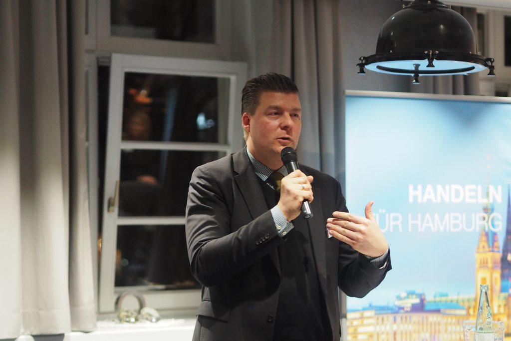 Finanzsenator Andreas Dressel (SPD)