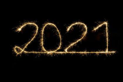 Das Jahr 2021.