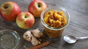 Rezept: Quitten-Apfel-Chutney 1