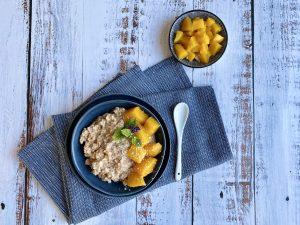 Rezept: Dinkel-Kokos-Mango-Porridge 2