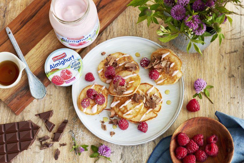 Rezept: Himbeer-Joghurt Pan Cakes 17