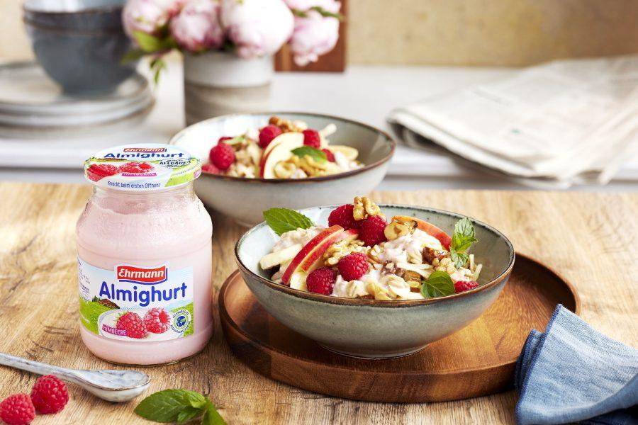 Rezept: Himbeer-Joghurt-Müsli für den Start in den Tag 4