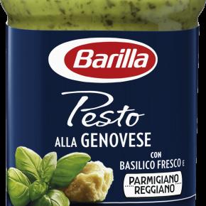 Rezept: Gegrillte Spitzpaprika gefüllt mit Risoni und Pesto alla Genovese 4
